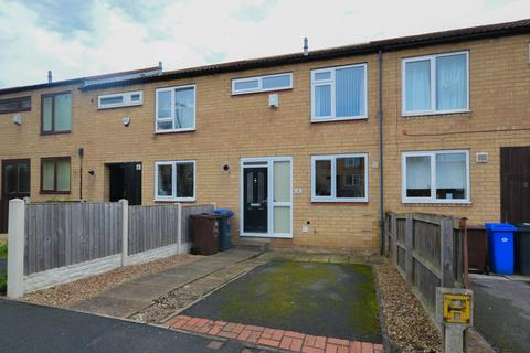 2 bedroom terraced house for sale - Garland Close, Westfield, Sheffield, S20