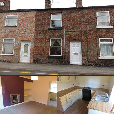 1 bedroom terraced house to rent - Shaw Street Macclesfield
