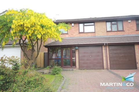3 bedroom semi-detached house to rent - Stanmore Road, Edgbaston, B16