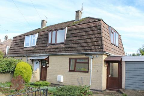 2 bedroom semi-detached house for sale - Sedgemoor Road, Bath