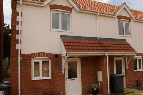 2 bedroom end of terrace house to rent - Lindum Mews, North Hykeham