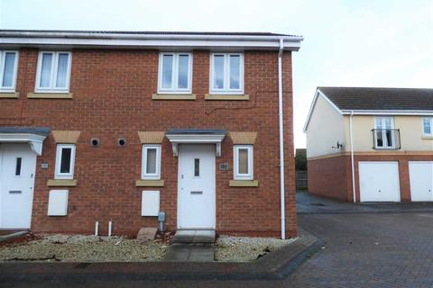 3 bedroom end of terrace house to rent - Woodheys Park, Hull