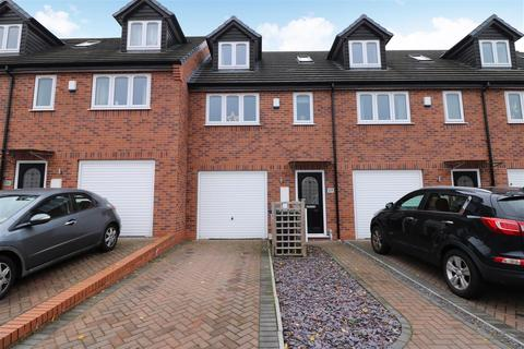 3 bedroom mews for sale - Trent View Grove, Hanley, Stoke-On-Trent