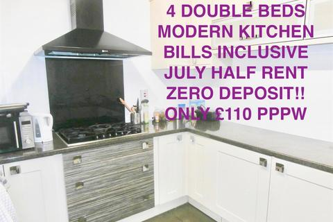 4 bedroom house to rent - Turner Street, Leicester