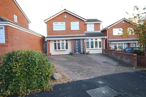 4 bedroom detached house for sale - Northcroft, Whelley, Wigan