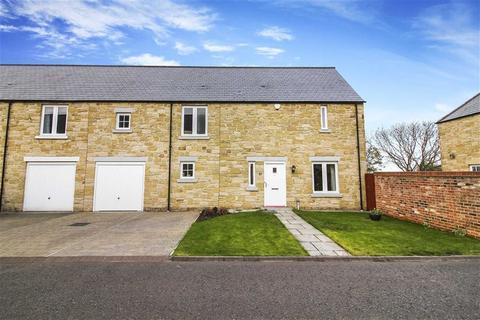 4 bedroom semi-detached house for sale - East Farm Mews, Backworth, Tyne And Wear