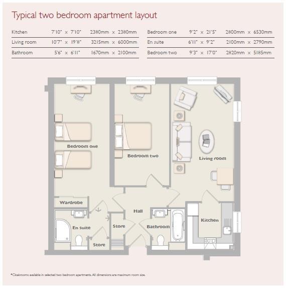 Floorplan: Floorplan Typical 2 Bed.jpg
