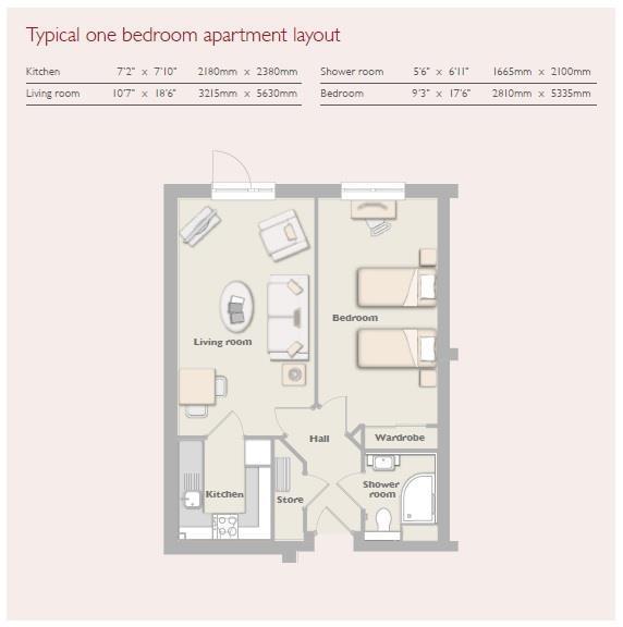 Floorplan: Floorplan Typical 1 Bed.jpg