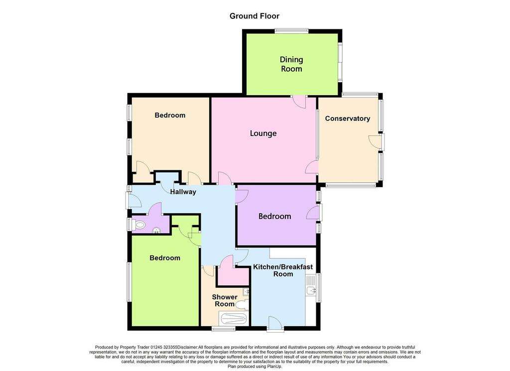 Floorplan: St cleres, Danbury.JPG