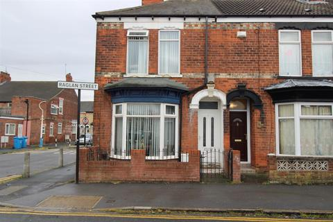 3 bedroom end of terrace house to rent - Raglan Street, Hull