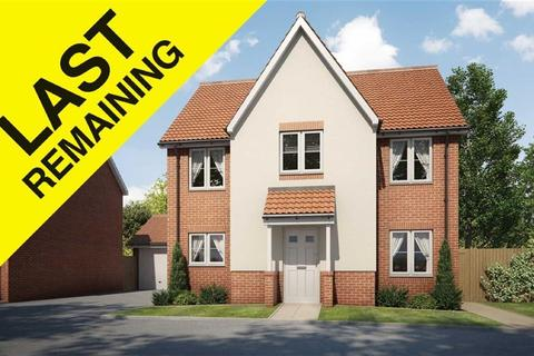 4 bedroom detached house for sale - 2 James Club Way, Dartford, Kent