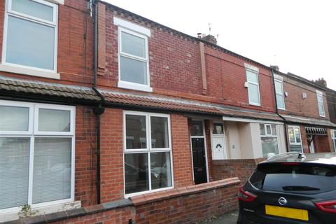2 bedroom terraced house to rent - Audley Road, Manchester