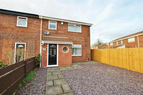 3 bedroom end of terrace house for sale - The Coots, Stockwood, Bristol