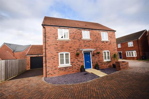 4 bedroom detached house for sale - Wainfleet Avenue Kingsway, Quedgeley, Gloucester