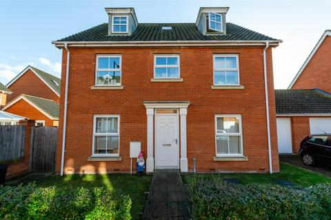 7 bedroom house to rent - Earles Gardens, Norwich