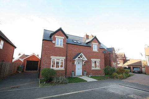 4 bedroom detached house for sale - Cowslip Close, Wootton, Northampton, NN4