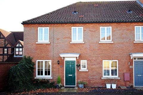 3 bedroom end of terrace house for sale - Bluebell Drive, Lower Stondon, SG16