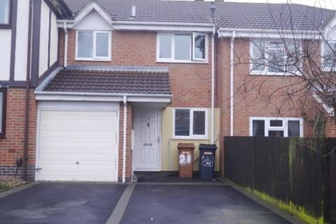 3 bedroom townhouse to rent - LONGFIELD ROAD MELTON MOWBRAY