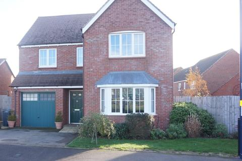 4 bedroom detached house for sale - Harvest Fields Way, Four Oaks, Sutton Coldfield