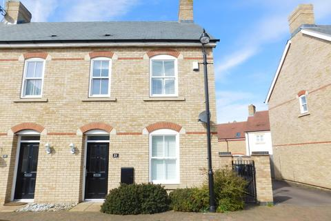 3 bedroom end of terrace house to rent - Charlotte Avenue, Stotfold