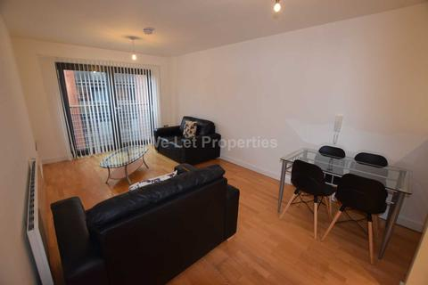 2 bedroom apartment to rent - Rossetti Place, Spinningfields