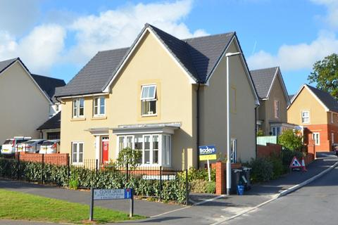 4 bedroom detached house for sale - Clover Drive, Dawlish