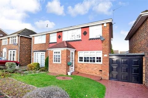 3 bedroom semi-detached house for sale - St. Johns Way, Rochester, Kent