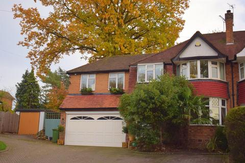 4 bedroom semi-detached house for sale - Grange Road, Solihull, B91 1BW