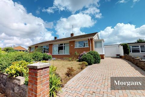 3 bedroom semi-detached bungalow for sale - Heol Nant Castan, Rhiwbina, Cardiff