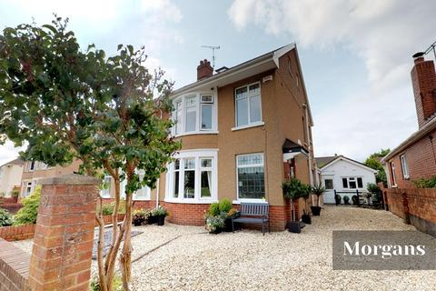4 bedroom semi-detached house for sale - King George V Drive West, Heath, Cardiff