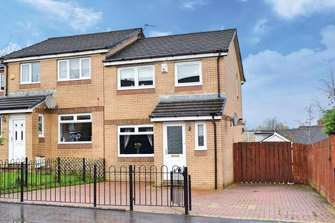 3 bedroom semi-detached house for sale - Ravenscraig Drive, Priesthill, G53 6QB