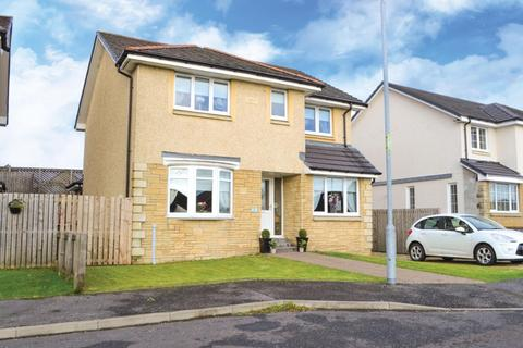 4 Bedroom Detached House For Sale Strathearn Drive Plains Airdrie North Lanarkshire