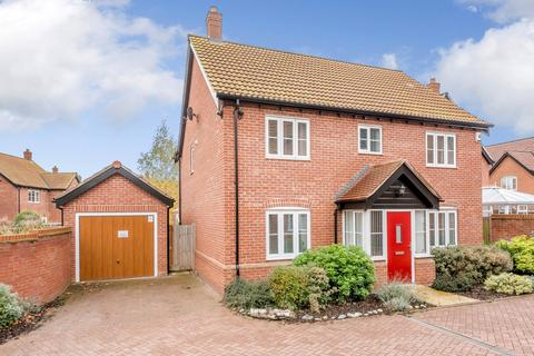 4 bedroom detached house for sale - Hall Wood Road, Norwich, NR7