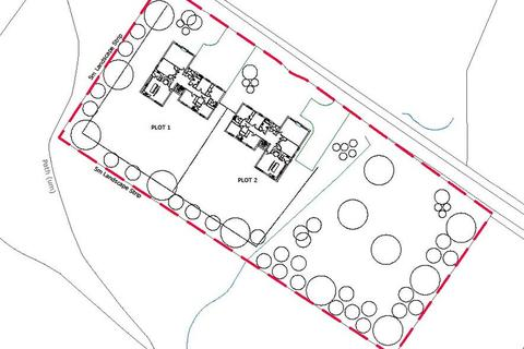 Plot for sale - Highflat Road, Carmunnock, Glasgow, G76 9EY