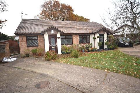 2 bedroom semi-detached bungalow to rent - Jonquil Close, St. Mellons, Cardiff. CF3