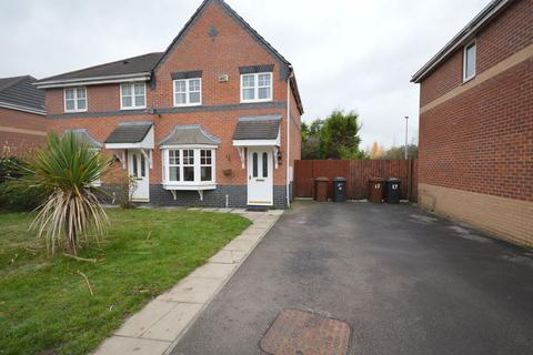 3 bedroom semi-detached house to rent - Chaucer Grove, Ettiley Heath, Sandbach, Cheshire, CW11 3NP