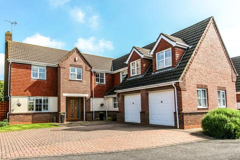 5 bedroom detached house for sale - Clumber Drive, Spalding