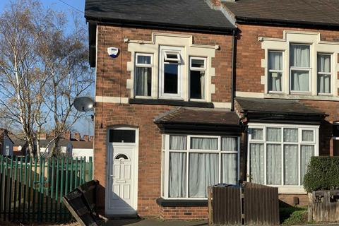 2 bedroom end of terrace house to rent - Rosary Road, Erdington