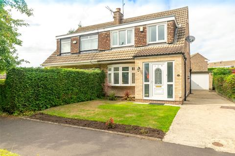 3 bedroom semi-detached house for sale - Plantation Gardens, Leeds, West Yorkshire, LS17