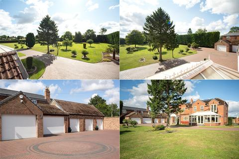 6 bedroom detached house for sale - Howden Dyke Road, Howden, Goole, DN14