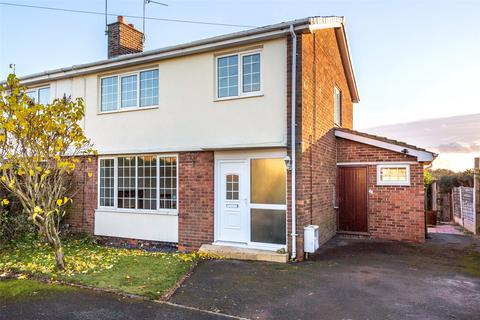 3 bedroom semi-detached house for sale - Highfield, Pollington, Goole, East Riding of Yorkshi, DN14