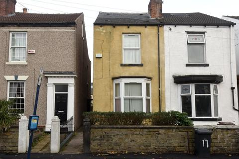 3 bedroom semi-detached house for sale - Wostenholm Road, Sharrow, Sheffield, S7