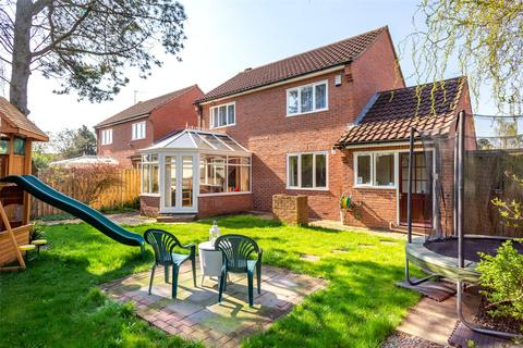 3 bedroom detached house for sale - The Willows, Abbey Street, York, YO30