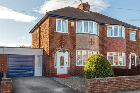 3 bedroom semi-detached house for sale - Tranby Avenue, York, YO10