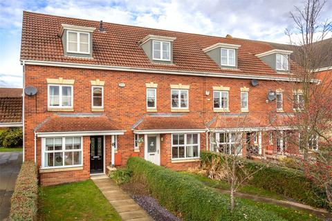 4 bedroom end of terrace house for sale - Armstrong Way, York, YO30