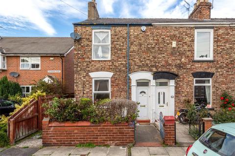 3 bedroom end of terrace house for sale - Hilda Street, York, YO10