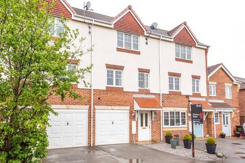 3 bedroom terraced house for sale - Beckett Drive, Osbaldwick, York, YO19