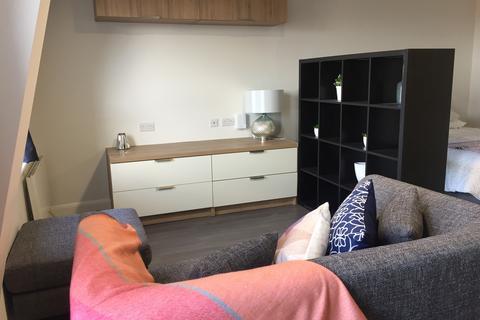 Studio to rent - Clarendon Quarter, The Court, St Johns Road, Leeds LS3