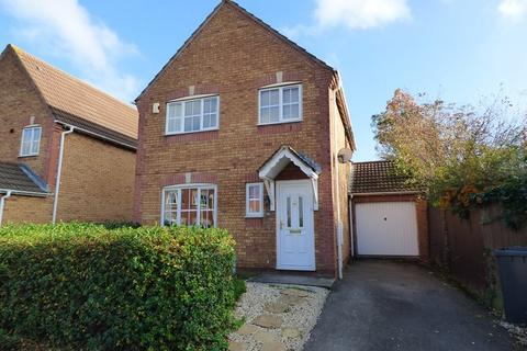 3 bedroom detached house to rent - Harleys Field, Abbeymead