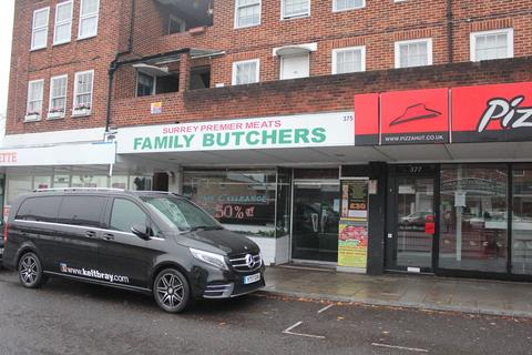 Shop to rent - Hook Road, Chessington, Surrey KT9
